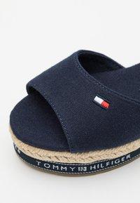 Tommy Hilfiger - Sandals - blue - 5