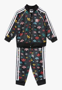 adidas Originals - SET - Bluza rozpinana - black/multicolour - 0