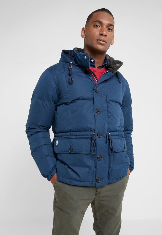 Płaszcz puchowy - blazer