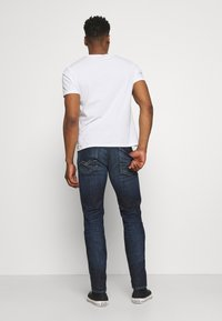 Replay - ANBASS AGED - Jeans slim fit - dark blue - 2