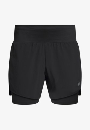 ROAD SHORT - Sports shorts - performance black