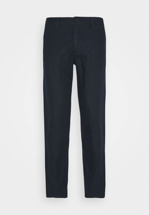 KARL  - Trousers - navy blue