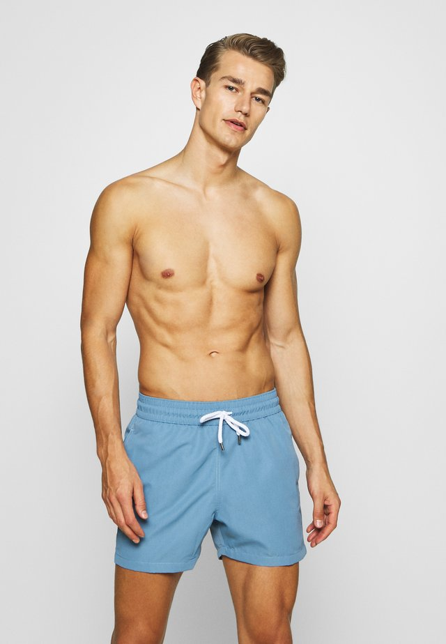 SPORT BLOCK - Surfshorts - slate blue