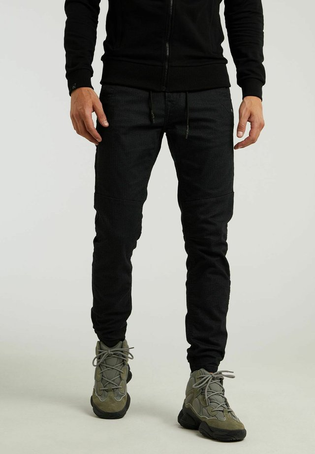 RESA.L LOYAL - Slim fit jeans - black