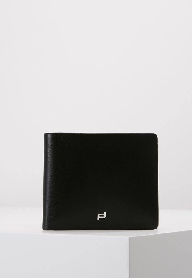 TOUCH BILLFOLD - Portefeuille - black