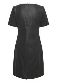 Culture - CULTURE CUALINA  - Shift dress - black - 8
