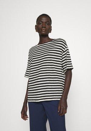ROLLE - Print T-shirt - schwarz