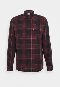 SUNSET STANDARD - Shirt - bordeaux