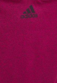 adidas Performance - TUNIC TANK - Sportshirt - berry - 2