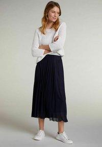 Oui - A-line skirt - nightsky - 1
