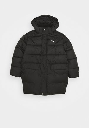 ESSENTIAL - Winter coat - black