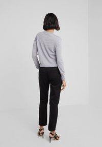 AG Jeans - CADEN - Trousers - super black - 2