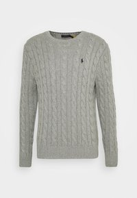 fawn grey heather