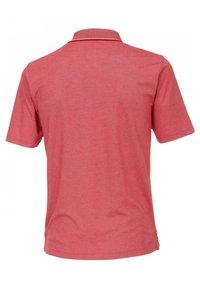 Casa Moda - Polo shirt - red - 1
