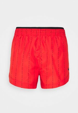 TEMPO SHORT - Sports shorts - chile red/black