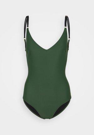 AURELE - Plavky - khaki