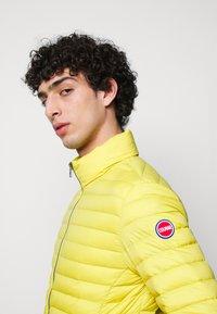 Colmar Originals - MENS JACKETS - Down jacket - yellow - 3