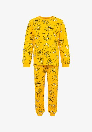 BOY PYJAMA SET - Pijama - yellow