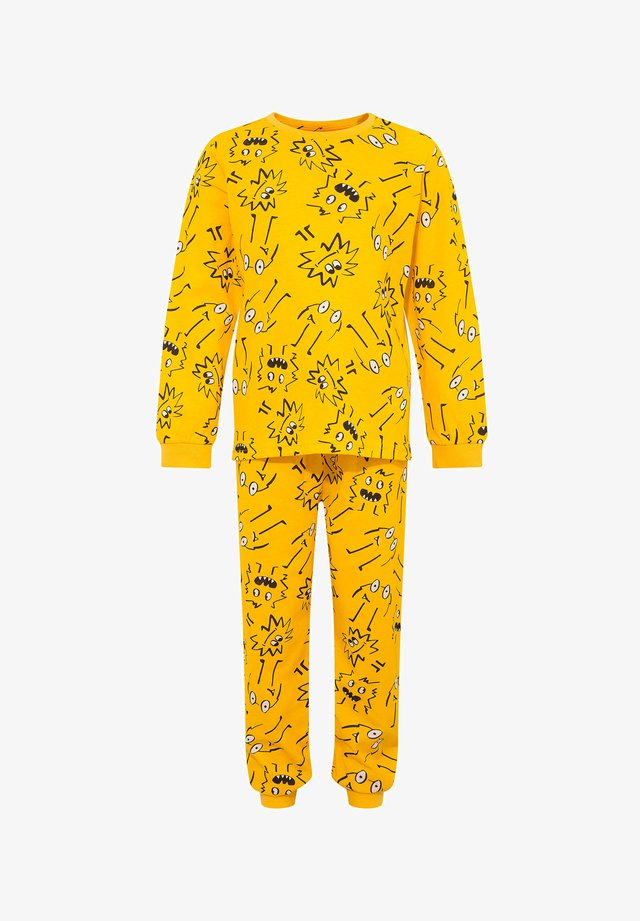 BOY PYJAMA SET - Pigiama - yellow