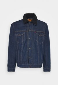 Levi's® - TYPE 3 SHERPA TRUCKER - Kurtka jeansowa - evening - 5