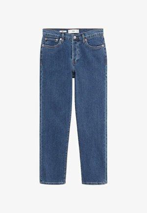 MAR - Straight leg jeans - donkerblauw