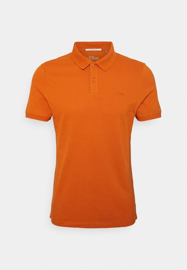 Polo - light orange