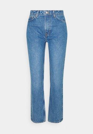 MARIANNE - Straight leg jeans - mid blue