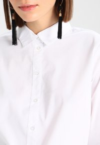 JDY - JDYMIO - Button-down blouse - white