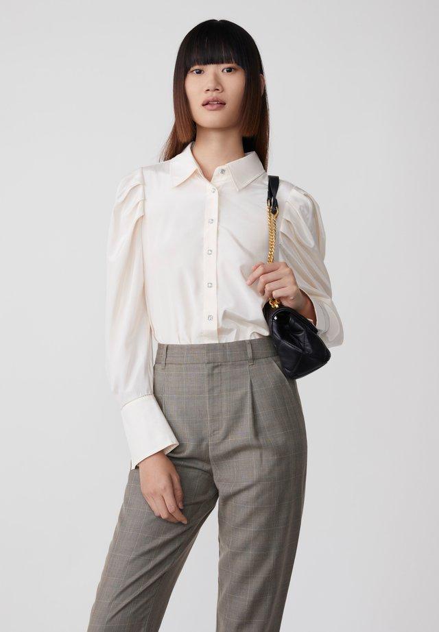 GIGOT  - Camisa - beige