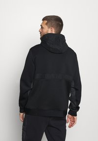 Jordan - AIR - Training jacket - black/dark smoke grey - 2