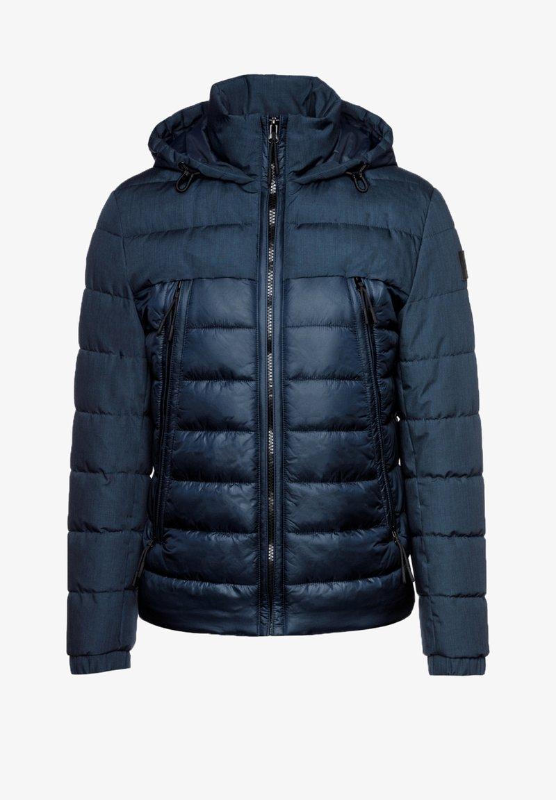 BOSS - CERANO - Winter jacket - dark blue