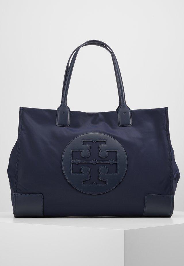ELLA TOTE - Tote bag - tory navy