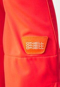 O'Neill - ORIGINALS BIB PANTS - Pantalon de ski - fiery coral - 5