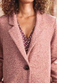 Next - COATIGAN - Classic coat - pink - 2