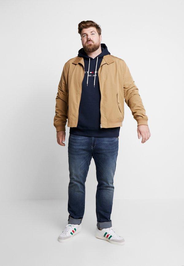 Cars Jeans SHIELD PLUS - Jeansy Slim Fit - dark used/niebieski denim Odzież Męska ARBS