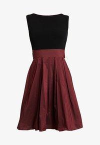 Swing - Vestido de cóctel - dark red - 5
