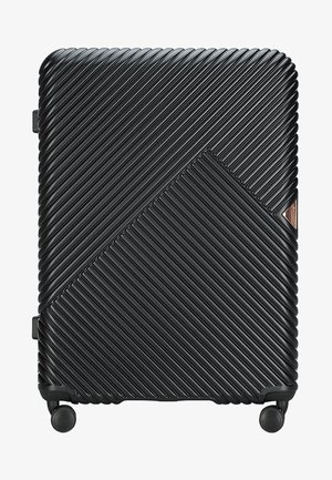 GL STYLE - Wheeled suitcase - black