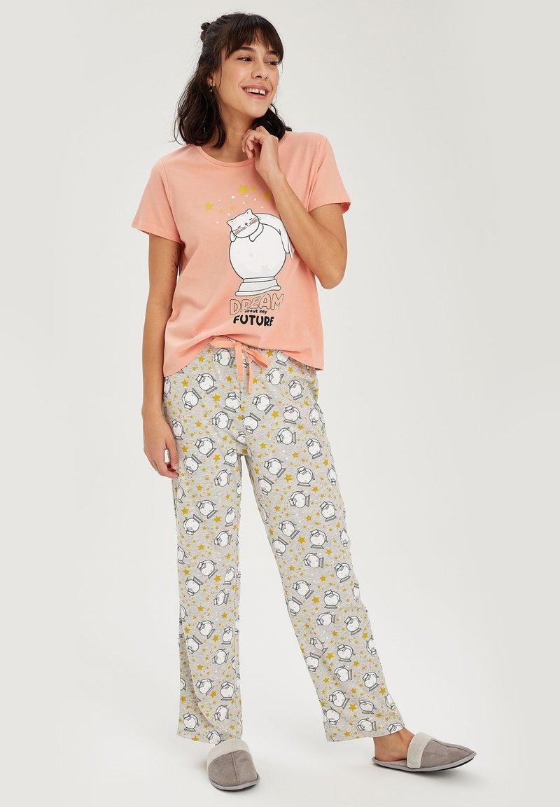 DeFacto - Pyjama set - grey