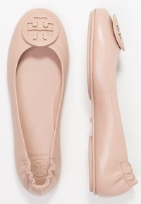Tory Burch - MINNIE TRAVEL BALLET  - Baleríny - goan sand - 3