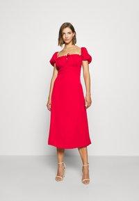 Fashion Union - AMERICA - Day dress - red - 0
