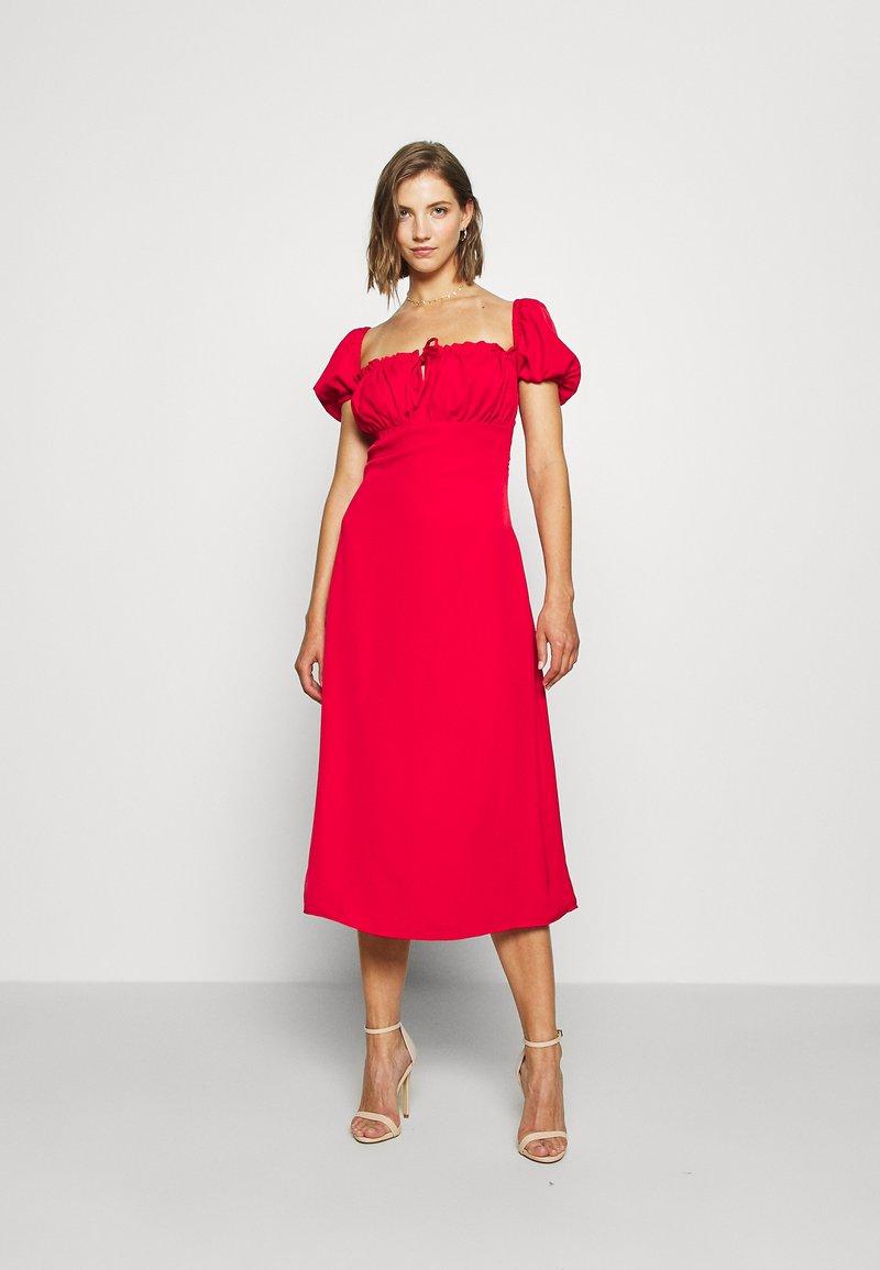 Fashion Union - AMERICA - Day dress - red