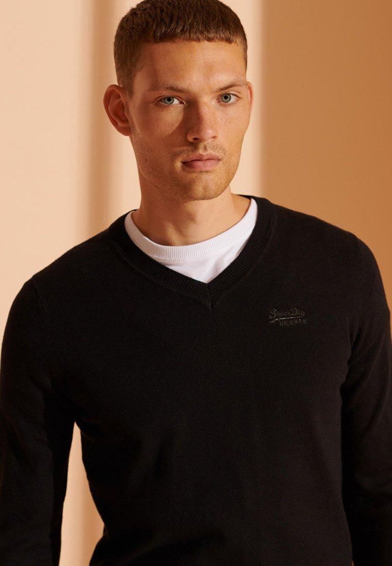 Homme ORANGE LABEL V-NECK - Pullover