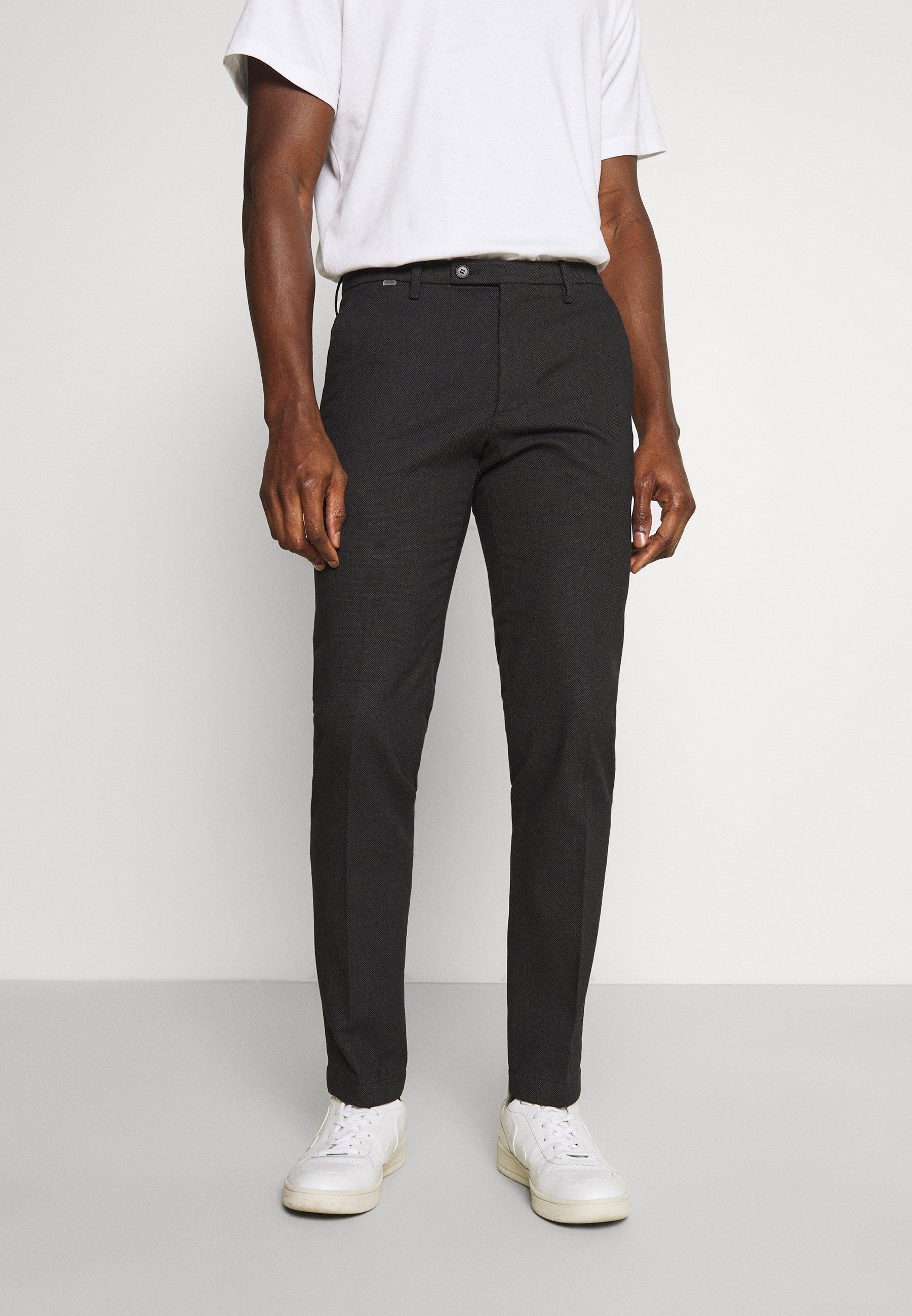 Homme BRAVO TROUSER - Pantalon classique