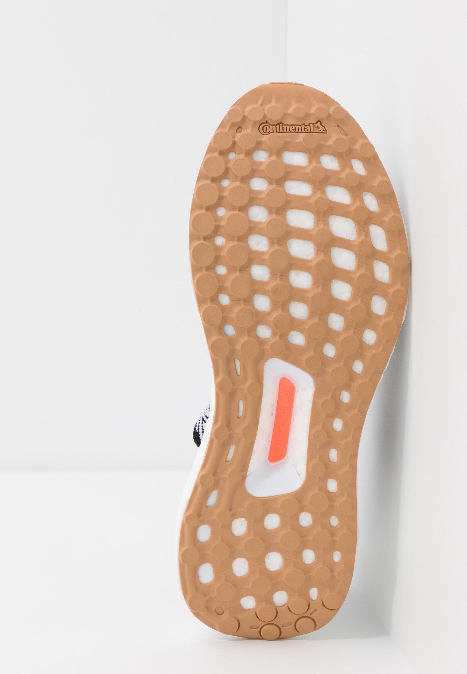 Adidas By Stella Mccartney Ultraboost X 3.d. S. - Neutrale Løbesko Footwear White/solar Orange/cardboard