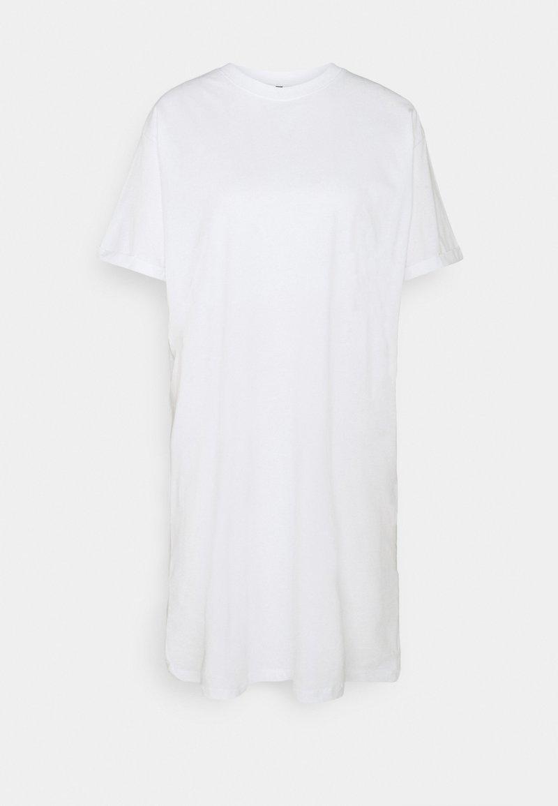 Pieces - PCRIA - Jerseykjoler - bright white