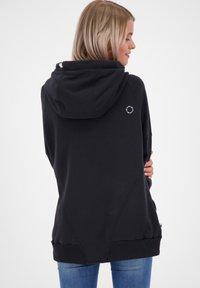 alife & kickin - MARIAAK  - Zip-up sweatshirt - moonless - 3