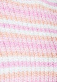 Pieces Petite - PCGINA ONECK - Jumper - fair aqua/purple/rose - 2