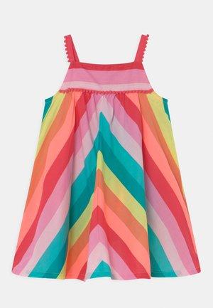 RAINBOW STRIPE - Denní šaty - multi-coloured