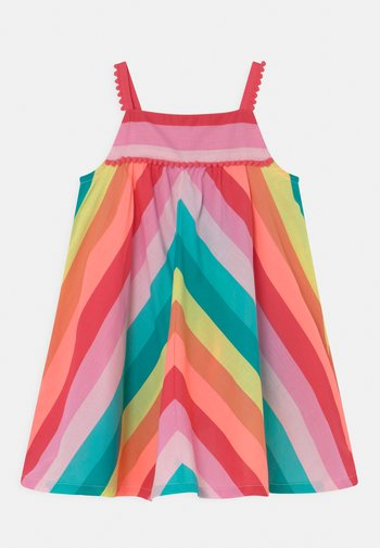 RAINBOW STRIPE - Day dress - multi-coloured