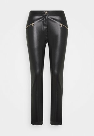PANTALONE SKINNY - Leggings - Trousers - black